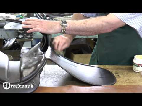 How to Clean and Condition Saddles