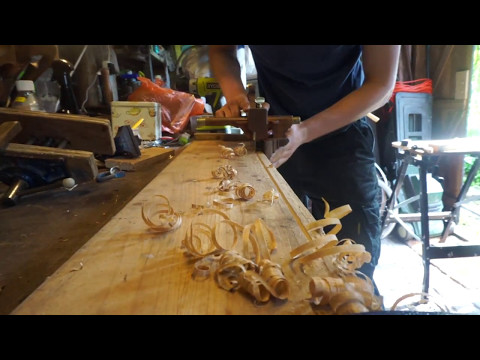 Adventures in the Man Shed: The Plough Plane Ep.2