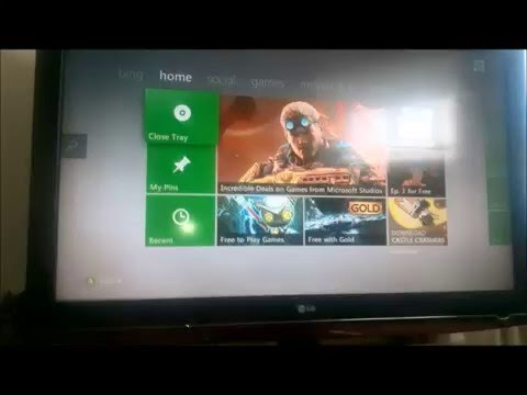 Xbox 360 disc will not read problem fix