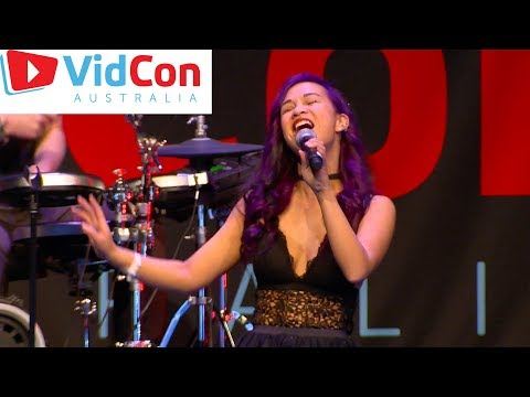 More Than Just Your Body LIVE @VIDCON | Damielou