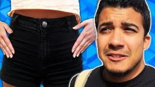 Men Experience Pocketless Pants For The First Time