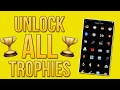 HOW TO UNLOCK ALL SNAPCHAT TROPHIES - UPDATED 2017