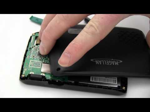 How to Replace Your Magellan RoadMate 2045 Battery