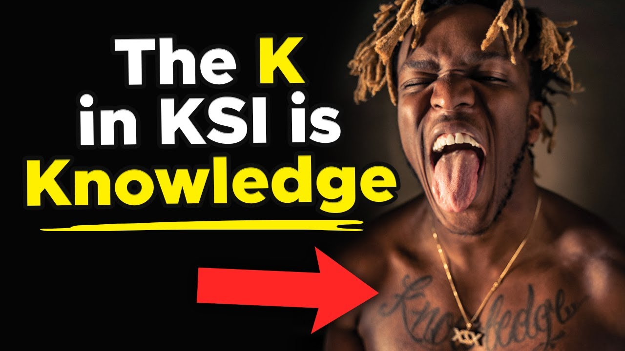 """Sidemen React to 'K in KSI Stands for Knowledge"""""""