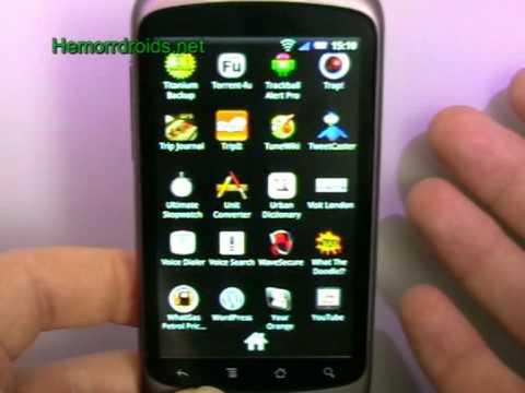 LauncherPro Android App Review
