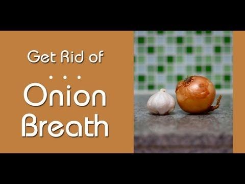Quik Tip - Get Rid of Onion / Garlic Smell