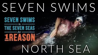Lewis Pugh - Seven Swims; NORTH SEA