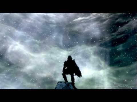 Skyrim Landscape Cinematic Trailer
