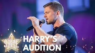 Harry Neale performs