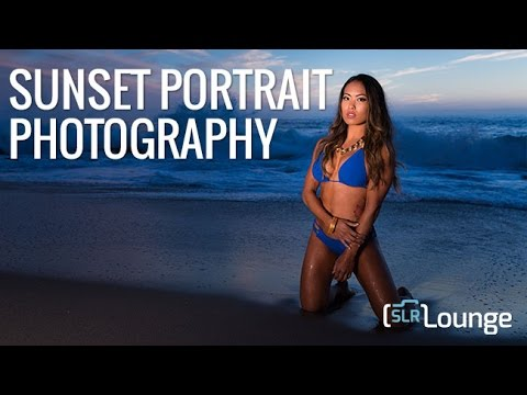 Sunset Portrait Photography   Minute Photography