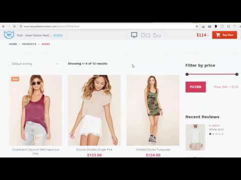10 Trendy WooCommerce Themes with 100 GPL licence