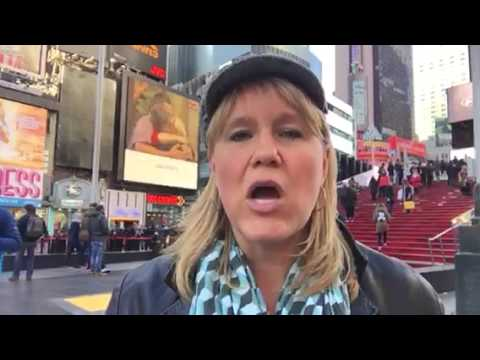 Patti Honacki explains how to get autographs after seeing a Broadway show.  Video for 4/7/16