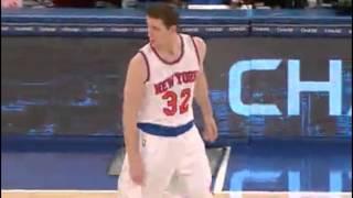 Jimmer Fredette New York Knicks Debut | Highlights | February 22, 2016