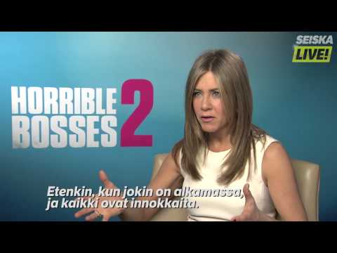 Jennifer Aniston interview about Living Proof and other projects