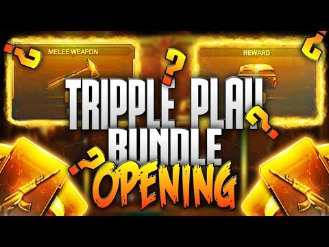 OMG... BEST TRIPLE PLAY OPENING 😱 - BO3 New DLC Weapons