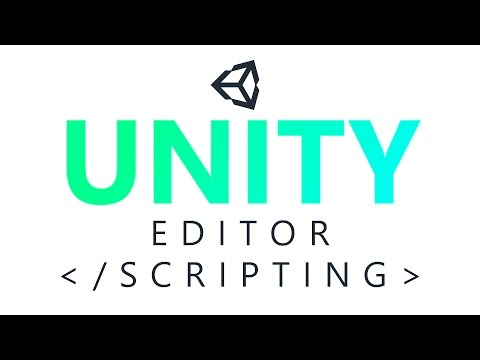 Unity Editor Scripting - Buttons (Pt.7)