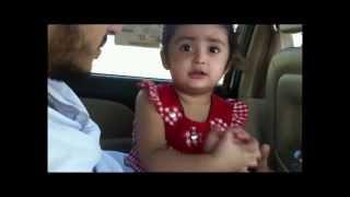 small girl love naat by Khadija asad