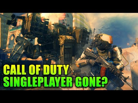 Call of Duty Singleplayer Gone? - This Week in Gaming   FPS News