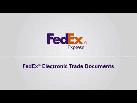 How To Create an ETD Shipment