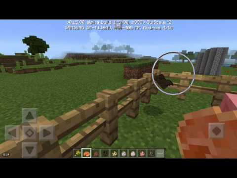 How to tame animals in minecraft pe