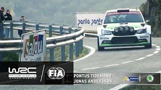 WRC 2 - RallyRACC - Rally de Espana 2016: WRC 2 EVENT HIGHLIGHTS / Review