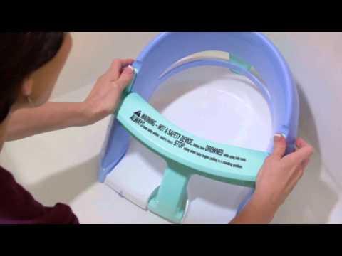 Child Bathing Tip   Dreambaby Premium Deluxe Bath Seat 660