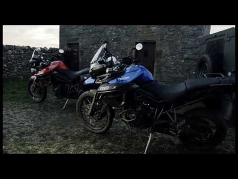 Introducing the NEW 2016 Triumph Tiger 800