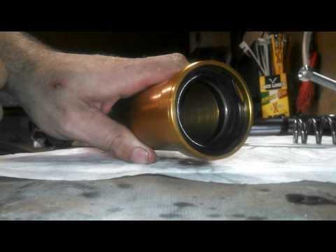 How To: Replace Fork Seals -  03-04 Kawasaki Ninja ZX-6R 636 2003 2004 B1 B2