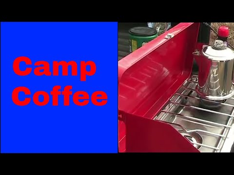How I Brew Camp Coffee #048 PaPa's Page