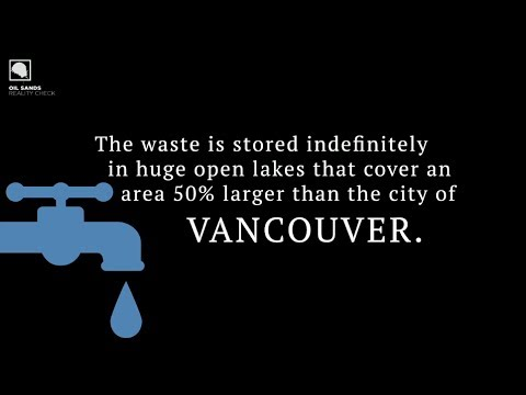 Reality Check: Water and the Tar Sands