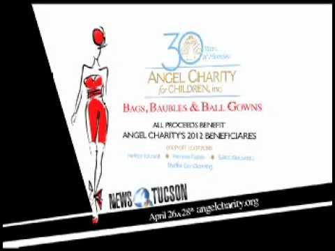 Angel Charity's  Bags, Baubles & Ball Gowns