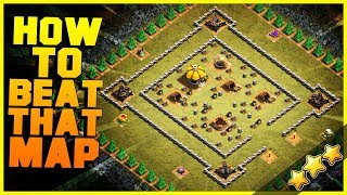 How to 3 Star MAGIC PRACTICE with NO CC at TH8, TH9, TH10