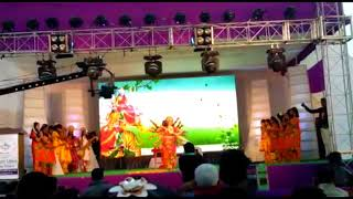 Mount Litera Zee School Aragoddess Dance On Annual Day Ge
