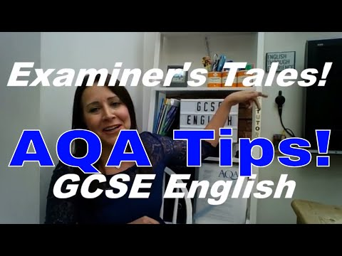 Examiner's Tales: GCSE English Language - AQA Paper 1 Creative Writing