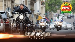 Mission: Impossible - Fallout: Now Playing