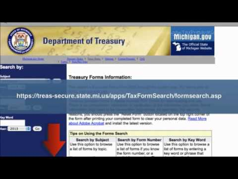 2014 2013 Federal  tax forms | Michigan tax services | Lansing  MI Tax Preparers and CPAs