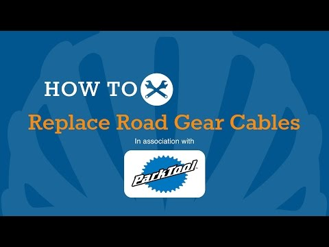 How To Replace A Road Bike Gear Cable