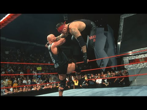 The Undertaker teams with The nWo: Raw, April 15, 2002