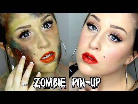 Pin-Up Zombie Tutorial | Part 1