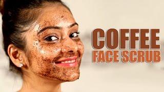 Coffee Face Scrub | Make up Tutorial | Make up Video