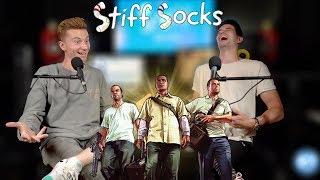 Trevor and Michael were terrible drug dealers | Stiff Socks Podcast Ep. 30