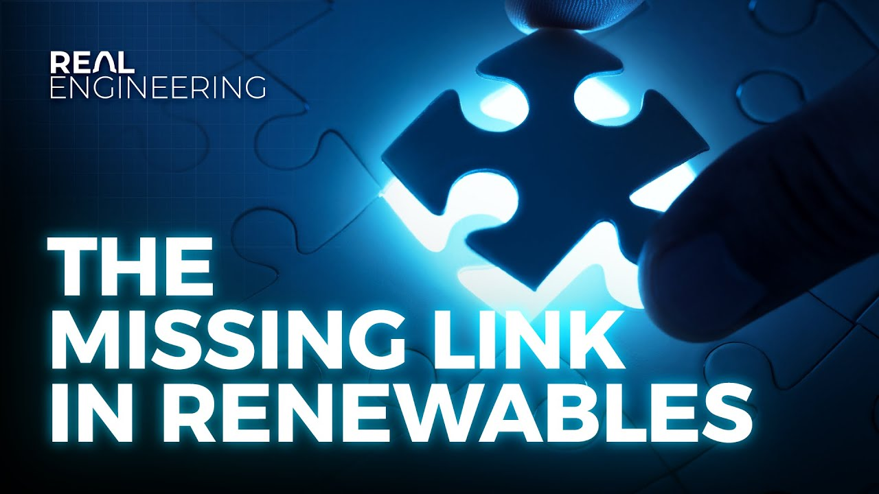 The Missing Link in Renewables