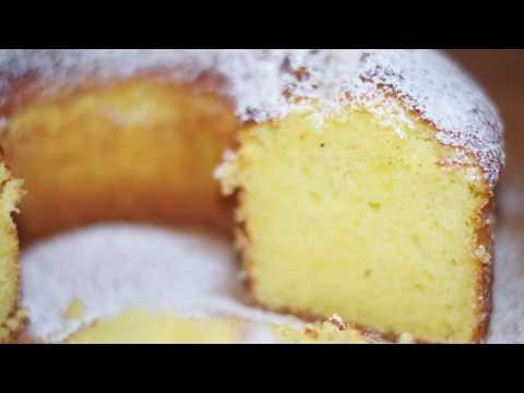 Ricotta Cheese Spongecake Recipe - How to Cook Real Italian Food from my Italian Kitchen