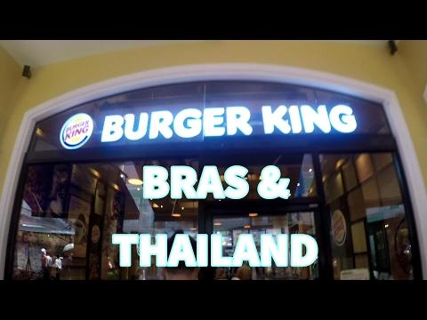 BURGER KING BRAS & THAILAND MALLS V232