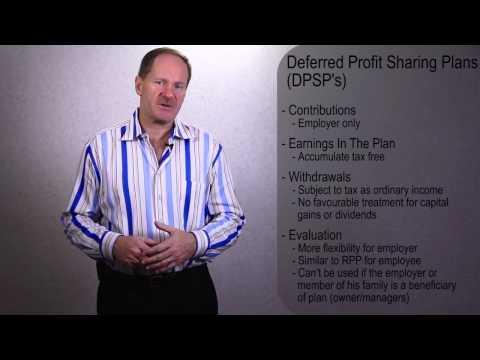 14 Deferred Profit Sharing Plans DPSP's