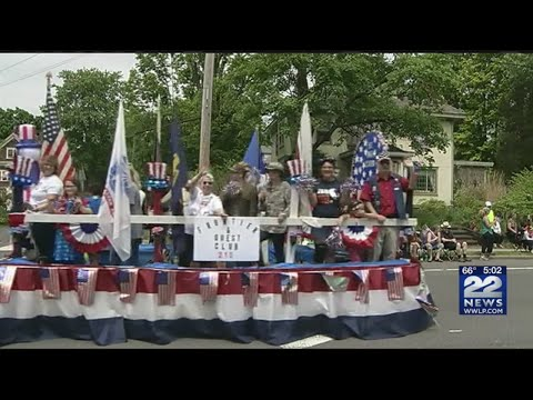 Florence Memorial Day Parade marches on for the 150th year