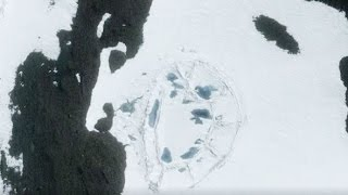 Proof People Lived In ANTARCTICA? Giant Dome Could Crush Theory Of Humanity's Past