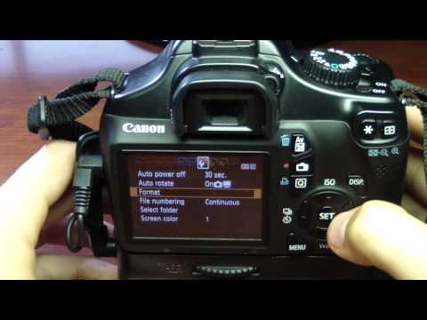 How To Install Magic Lantern On Canon 1100D T3