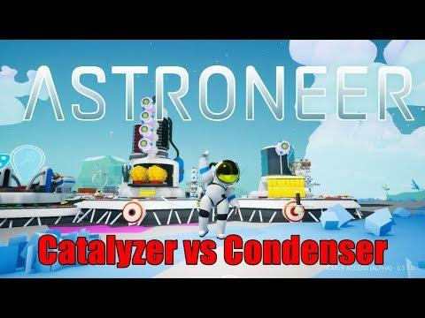 Astroneer S2E6 - Hydrazine Catalyzer vs Fuel Condenser + Trade Platform
