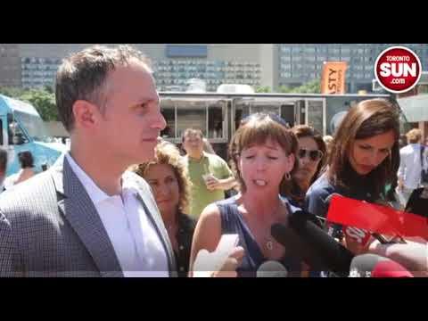 Toronto Food Truck Pilot Project